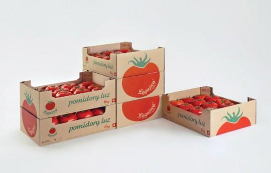 01 Ostaszewska Olszewska Konarska Minasowicz Legajny Tomato Farm Packaging RED DOT 540x345 معرفی صنعت بسته بندی